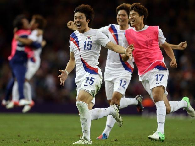 Koreańczycy sprawili już sensację pokonując gospodarzy. Według Stefana Białasa mogą też wygrać z Brazylią (fot. Getty Images)