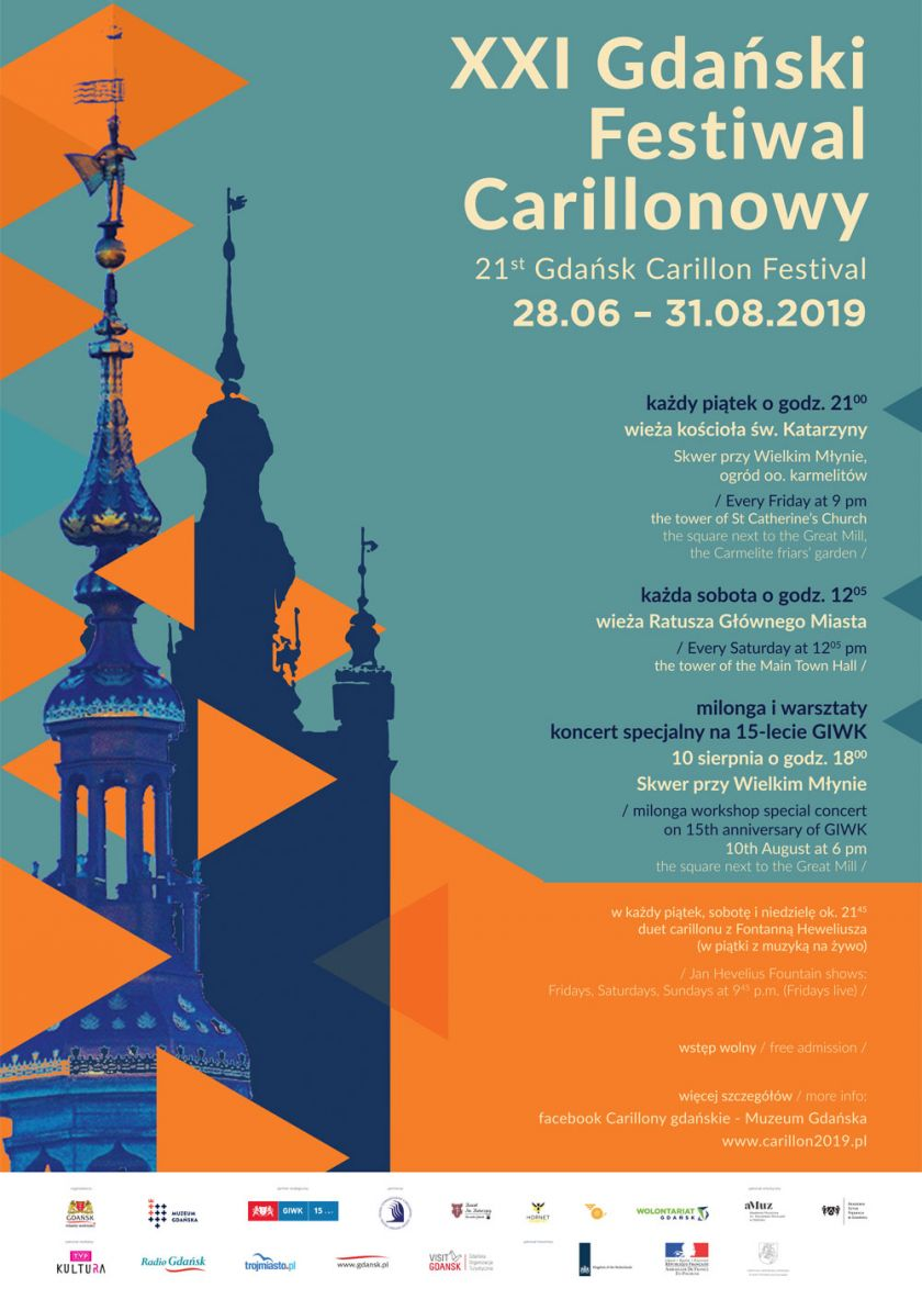 XXI Gdański Festiwal Carillonowy (2019)