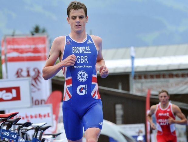 Alister Brownlee (fot. Getty Images)