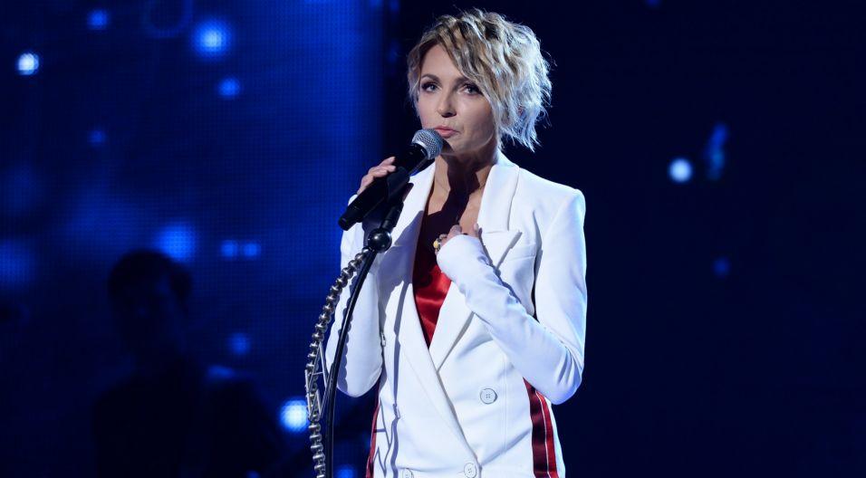 Po latach, artystka powróciła także do konkursu Eurowizji, jednak tym razem w roli jurora. Najpierw w krajowych eliminacjach do dziecięcej edycji imprezy, a następnie została przewodniczącą przewodniczącą polskiego jury oceniającego występy w Tel Awiwie (fot. TVP)