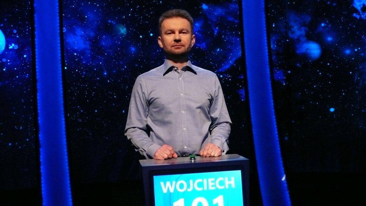 Wojciech Płusa - zwycięzca 15 odcinka 112 edycji