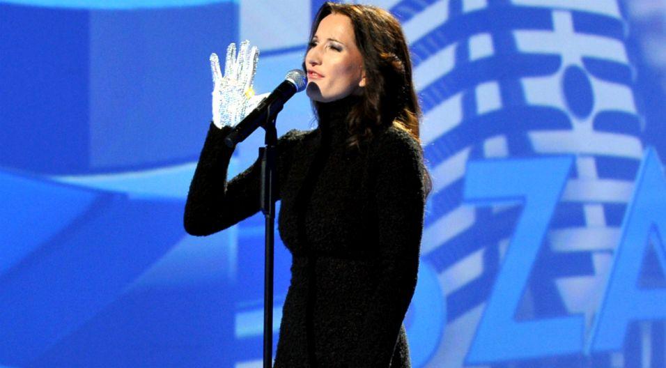 Steczkowska wygrała program, a potem wracała do niego już jako gwiazda (fot. TVP)