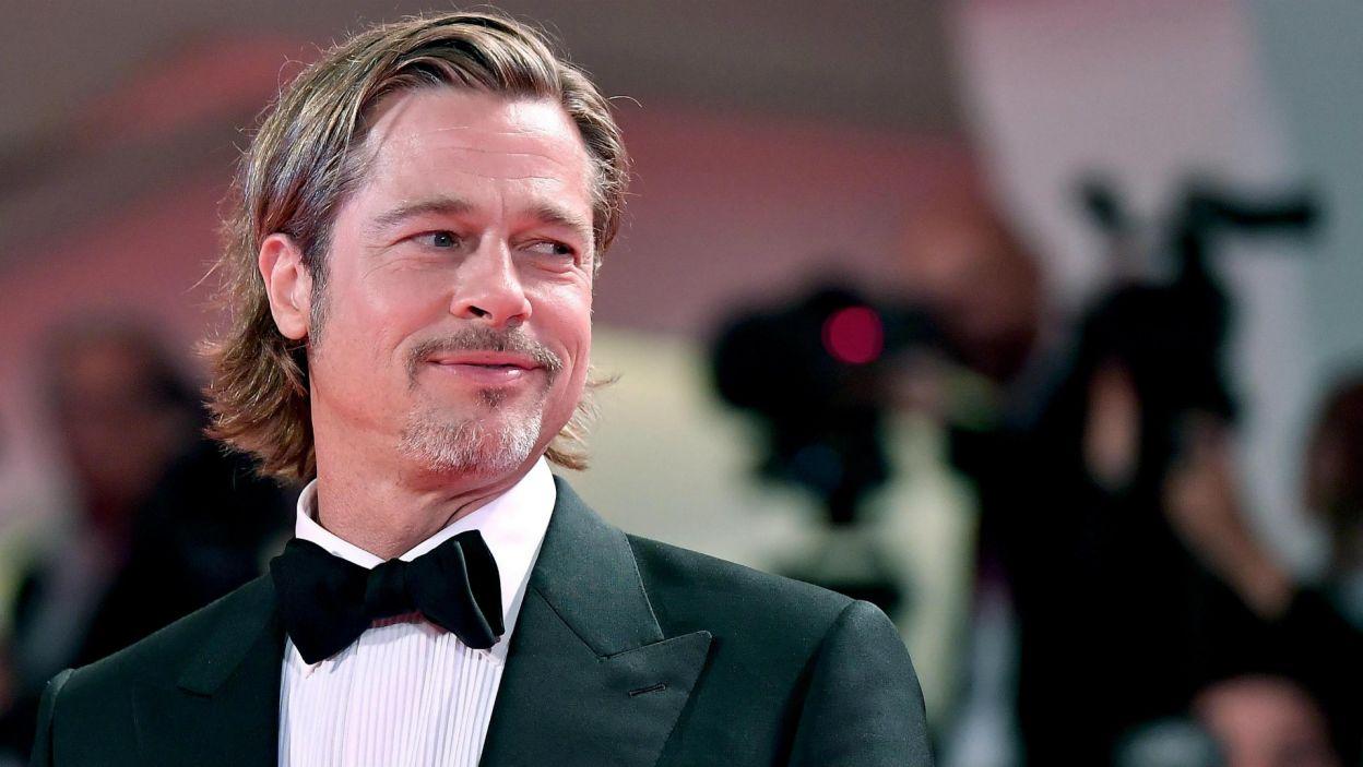 Brad Pitt (fot. PAP/EPA/ETTORE FERRARI)