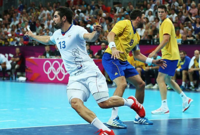 Nikola Karabatić zdobył kolejny złoty medal z drużyną narodową (fot. Getty Images)