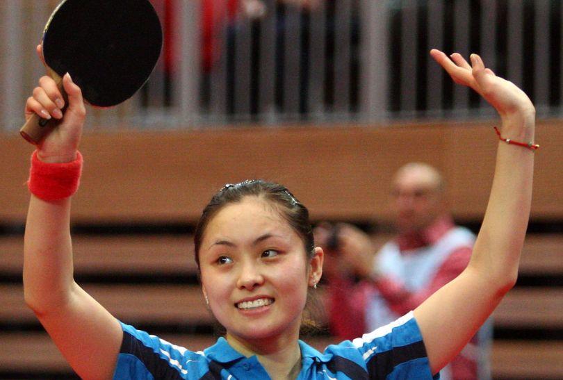 Jednym z największych sukcesów Li Qian było zwycięstwo w turnieju TOP 12 (fot. Getty Images)