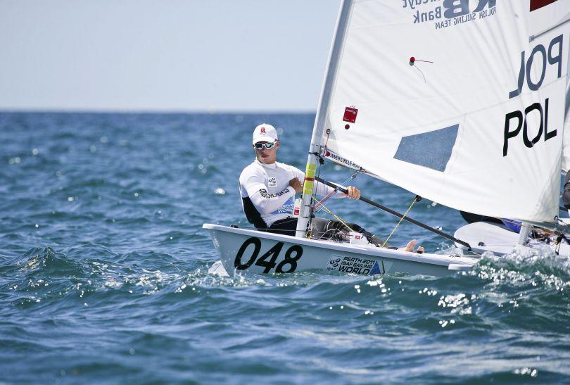 Kacper Ziemiński (fot. PAP/EPA)