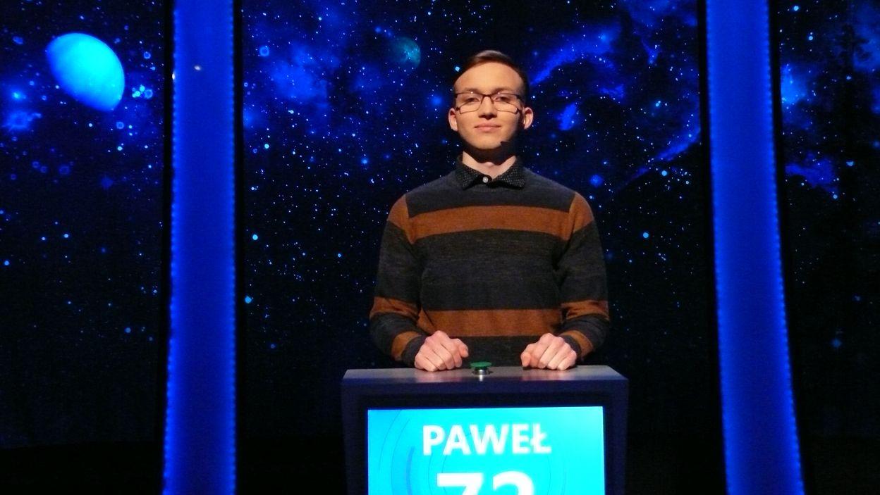 Zwycięzca może byc tylko jeden a zwycięzcą 17 odcinka 112 edycji został Pan Paweł Dudziński