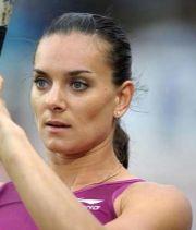 Jelena Isinbajewa (fot. PAP/EPA)