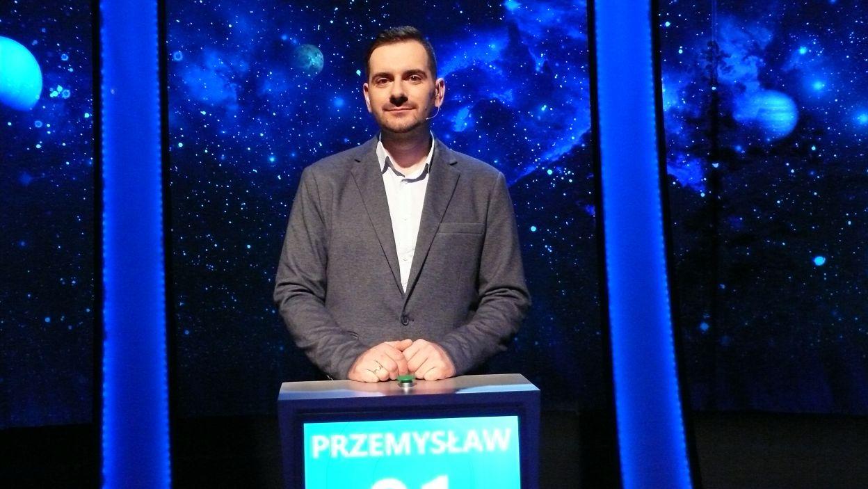 Pan Przemysław Gaweł jest zwycięzcą 15 odcinka 116 edycji