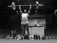 John Davis – mistrz wagi ciężkiej (fot. Getty Images)