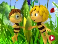 Pszczółka Maja, Gucio się wyprowadza