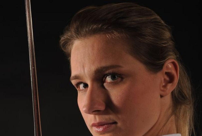 Britta Heidemann – mistrzyni olimpijska w szpadzie (fot. Getty Images)