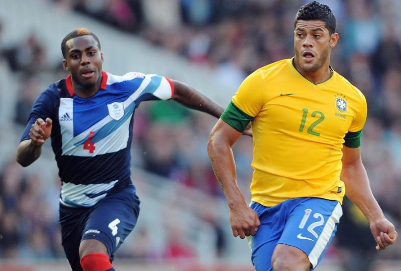 Hulk ma być jedną z gwiazd londyńskich igrzysk (fot. PAP/EPA)