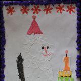Wyklejanka Gabrieli Łabisz, 7 lat