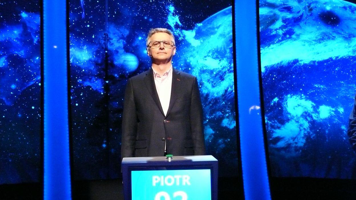 Pan Piotr Kędzierawski wygrał 12 odcinek 116 edycji