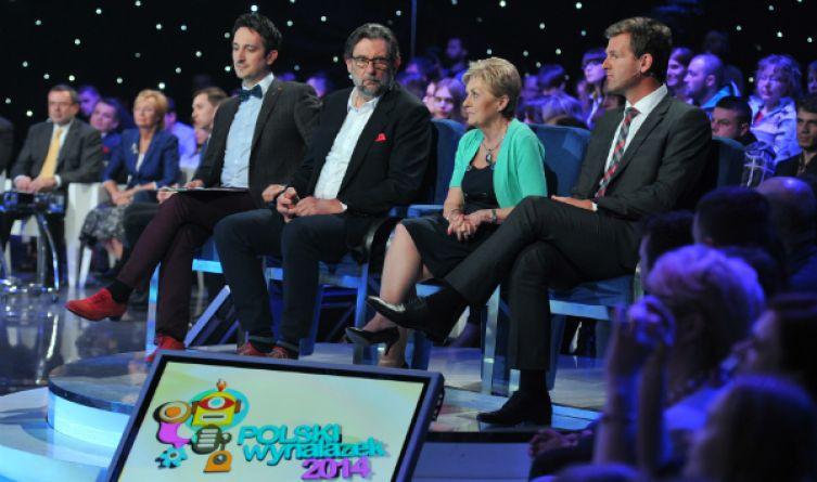 Wynalazki oceniało jury (fot. J. Bogacz/TVP)
