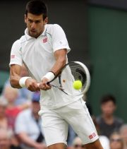 Novak Djoković (fot. Getty Images)