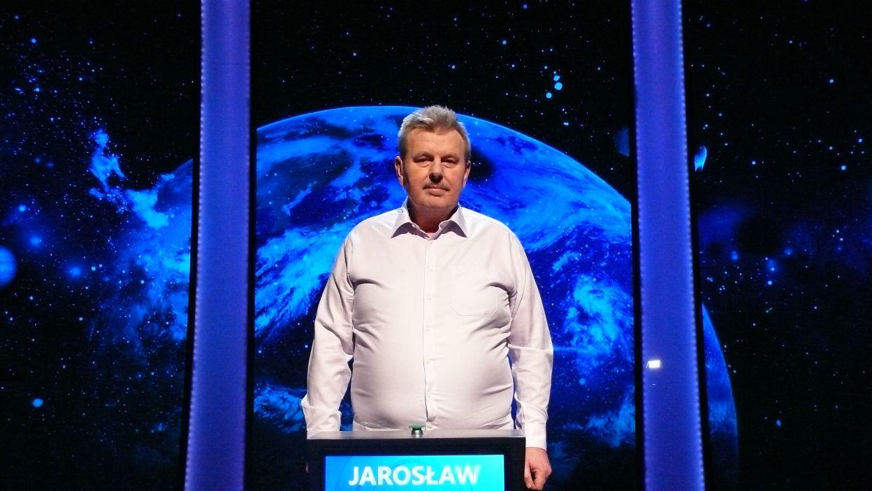 Jarosław Raczyński - zwycięzca 12 odcinka 103 edycji