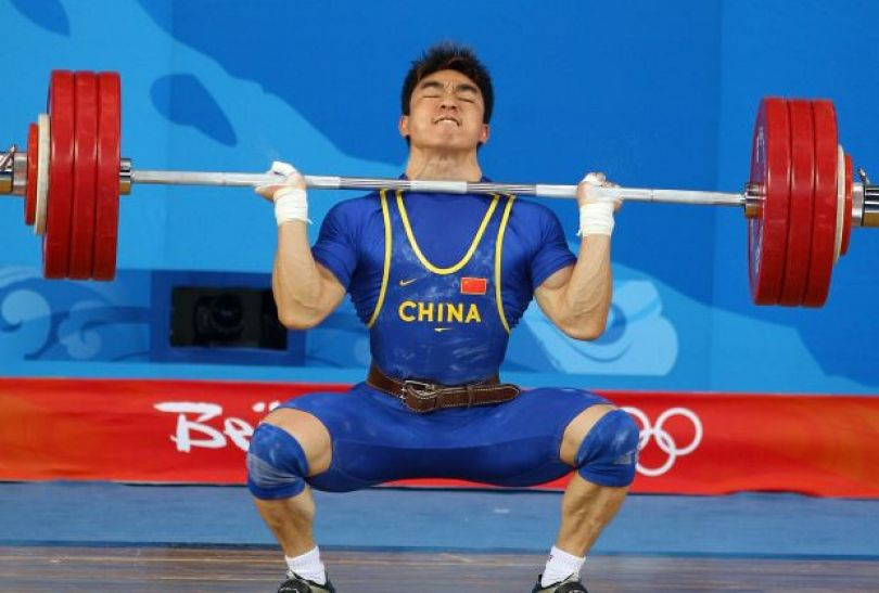Liao Hui – mistrz w kategorii 69 kg (fot. Getty Images)