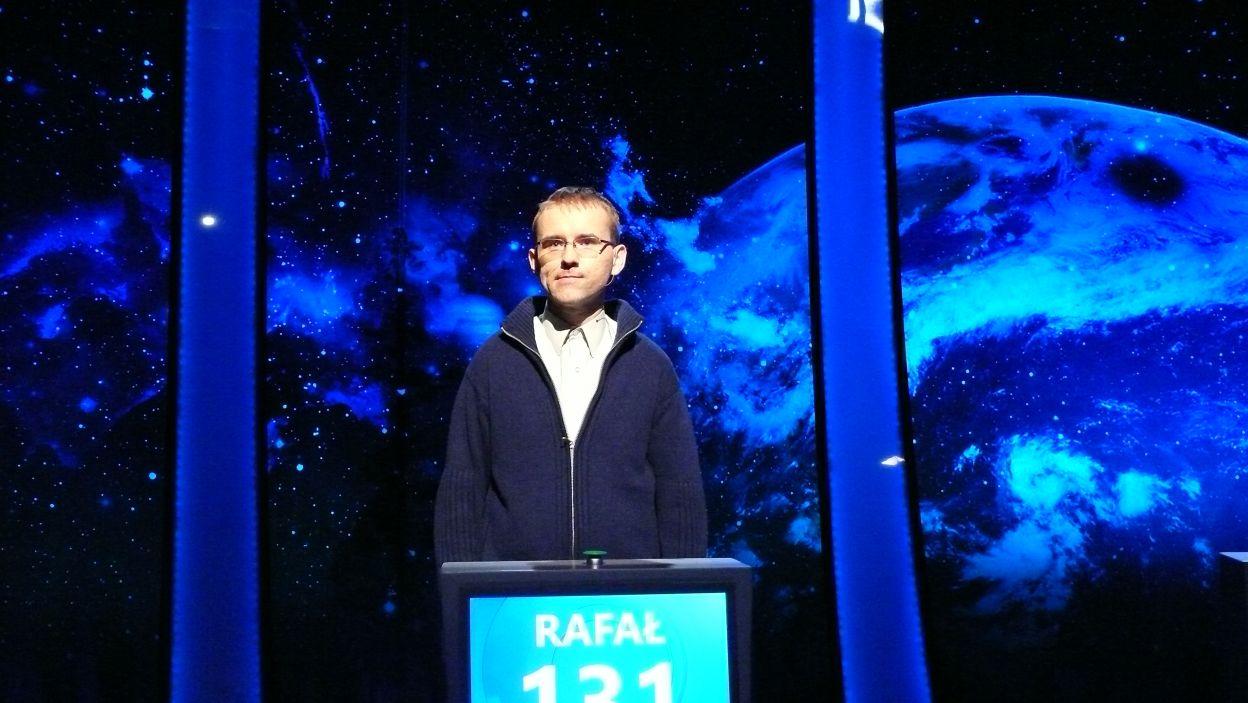 Rafal Romaszko - zwycięzca 7 odcinka 103 edycji