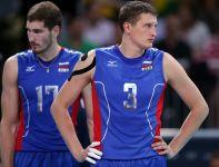Nikołaj Apalikow, środkowy reprezentacji Rosji (fot. Getty Images)