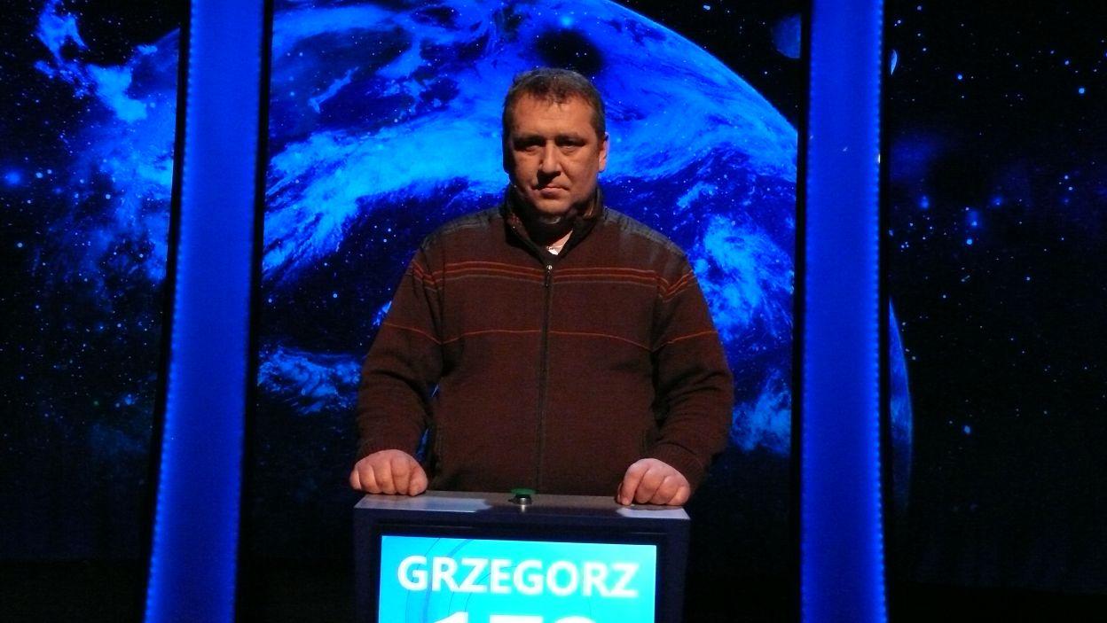 Grzegorz Mueller - zwycięzca 17 odcinka 110 edycji