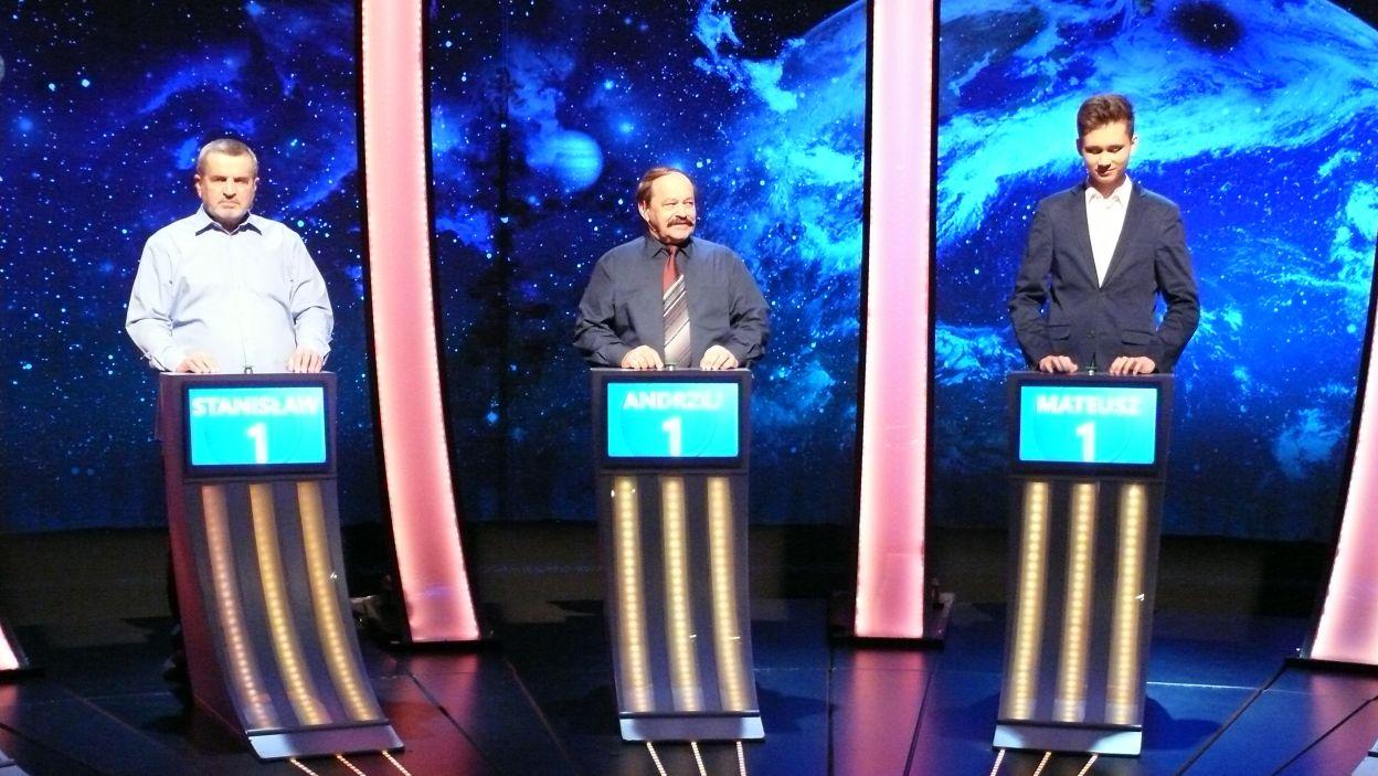 Drugi etap gry wyłonił trzech najlepszych zawodników, każdy z nich może zostać zwycięzcą odcinka