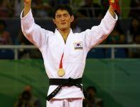 Choi Min-Ho zdobył złoto w kategorii do 60 kg (fot. Getty Images)