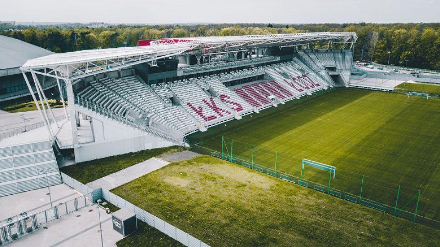 Podpisano Umowę Na Budowę Oświetlenia Stadionu Przy Al Unii