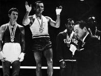 Jerzy Kulej był najlepszym pięściarzem w Tokio 1964 (fot. PAP)