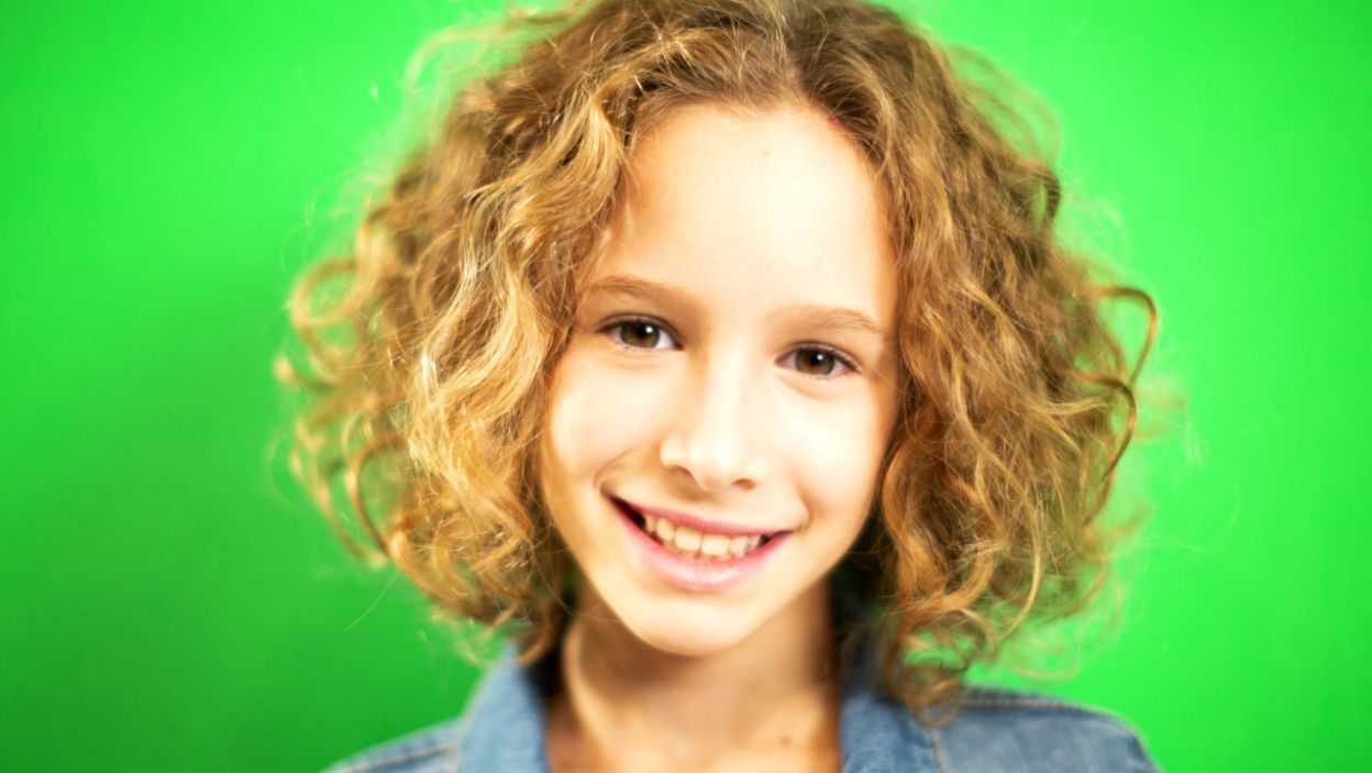 Włoszka Marta Viola to jedna z najmłodszych uczestniczek w stawce (fot. eurovision.tv)