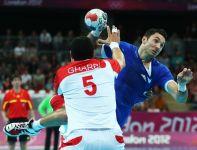 Blazenko Lackovic w ataku (fot.Getty Images)