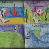 Praca Weroniki Nogaj, 8 lat