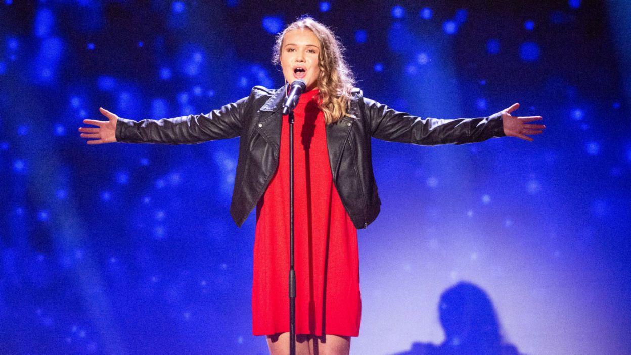"""Erin Mai przeszła 4 etapy krajowych preselekcji w Walii, by wystąpić w finale Eurowizji Junior. 13-latka zaśpiewa piosenkę """"Calon yn Curo"""" (Heart Beating) (fot. S4C)"""