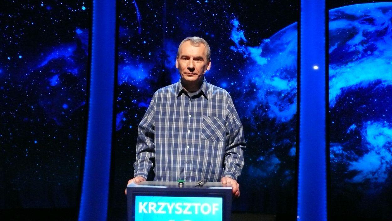 Krzysztof Warchocki - zwycięzca 18 odcinka 106 edycji
