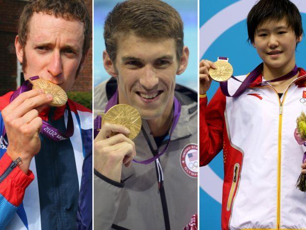 Amerykanie zdominowali klasyfikację medalową. Za nimi byli Chińczycy i Brytyjczycy (fot. Getty Images)