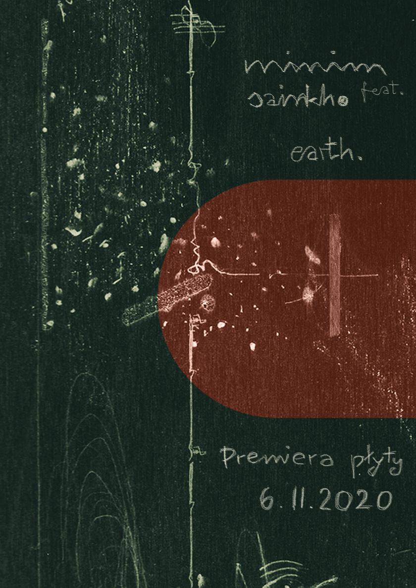 "MINIM feat. SAINKHO – ""Earth"" – premiera albumu."