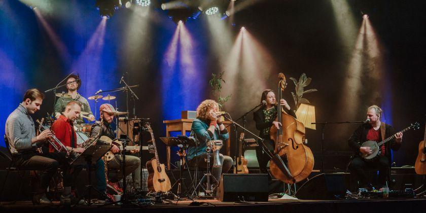Krakow Street Band,koncert 8 marca, mat. prasowe