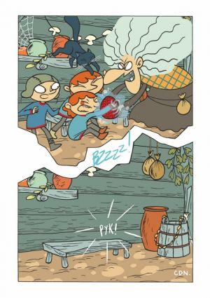 autorem-rysunkow-do-serii-borka-i-sambor-jest-karol-krl-kalinowski