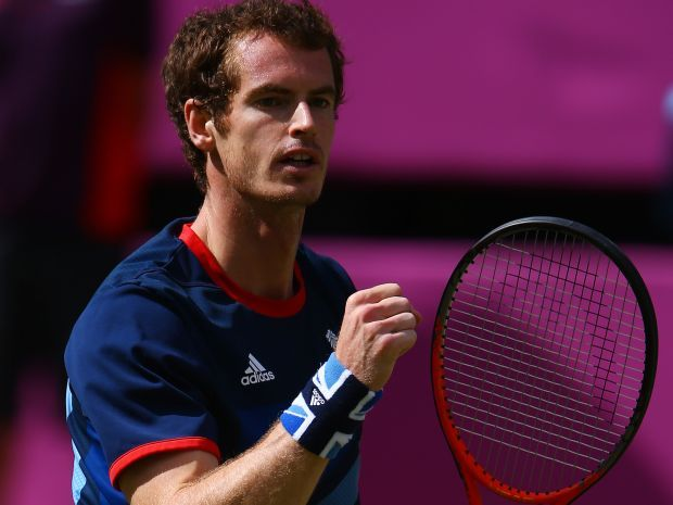 Andy Murray został mistrzem olimpijskim (fot. Getty Images)