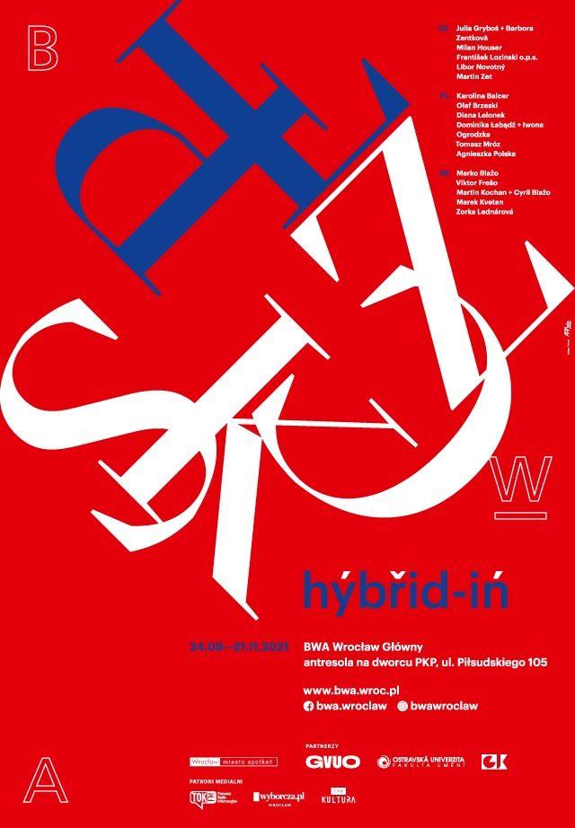 Hybrid-in / Hybrydyczna współczesność w ujęciu sztuki z Czech, Polski i Słowacji
