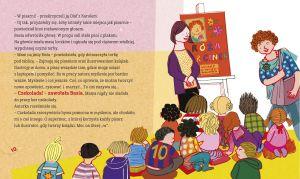 basia-razem-z-innymi-przedszkolakami-i-pania-marta-odwiedzaja-biblioteke