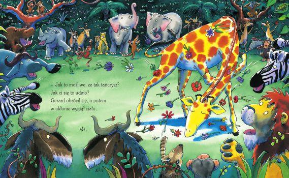 żyrafy Nie Umieją Tańczyć Tvp Abc