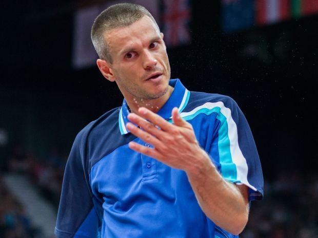 Robert Mateusiak, w parze z Nadieżdą Ziębą, odpadli w ćwierćfinale (fot. PAP)