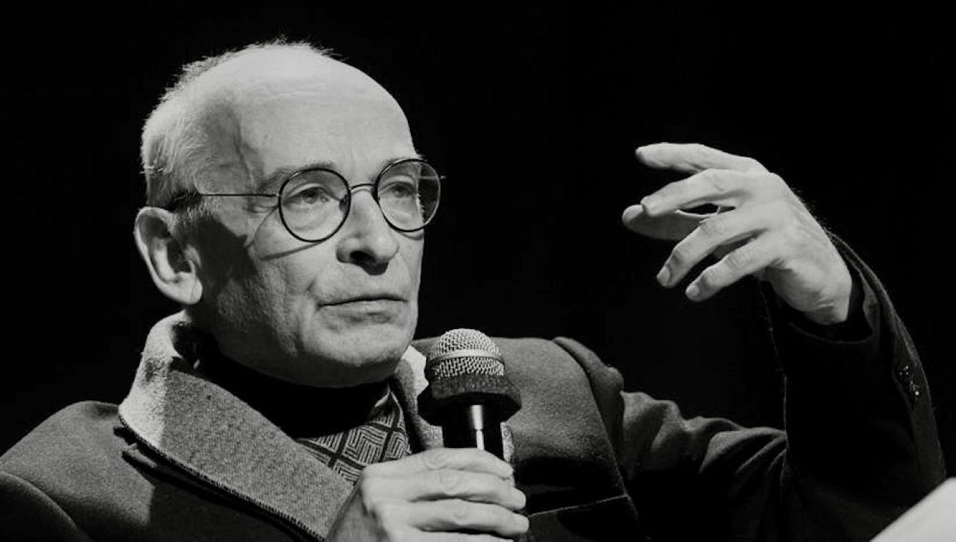 Jan Lityński (fot. arch.PAP/Radek Pietruszka)