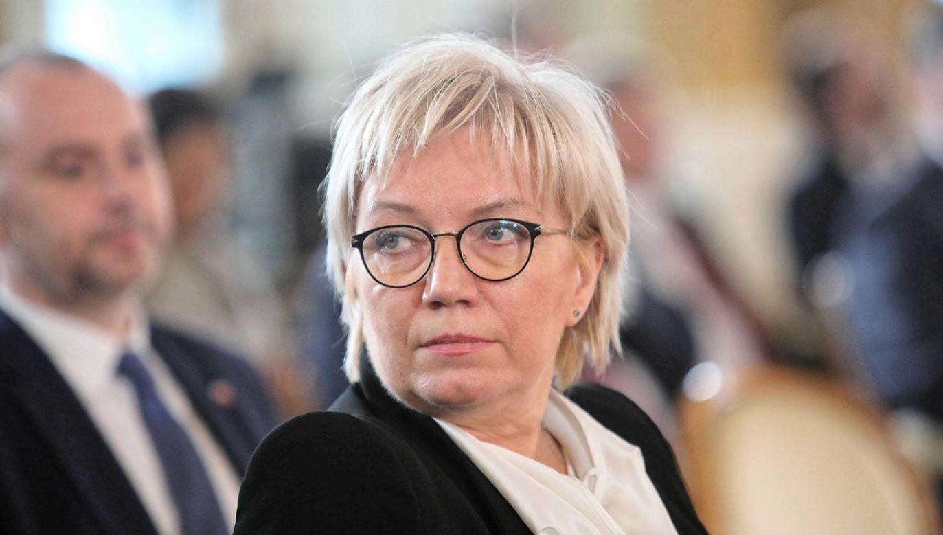 Po orzeczeniu Trybunału rozpoczęły się protesty w całym kraju (fot. PAP/Wojciech Olkuśnik)