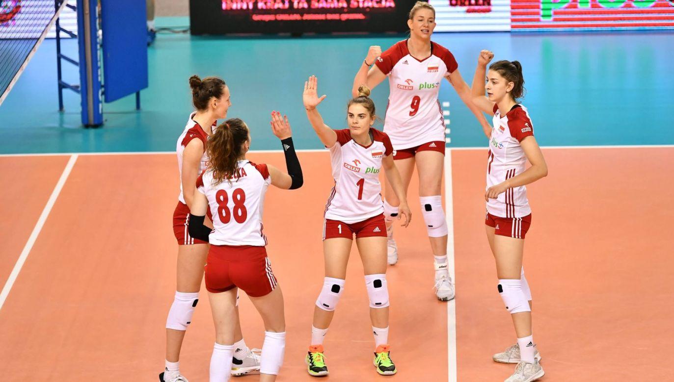 Polski siatkarki wygrały dwa sparingi z Czeszkami (fot. PAP)