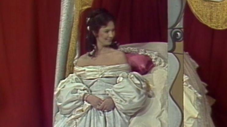 Księżniczka na ziarnku grochu