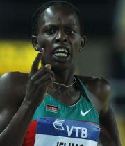 Pamela Jelimo (fot. Getty Images)