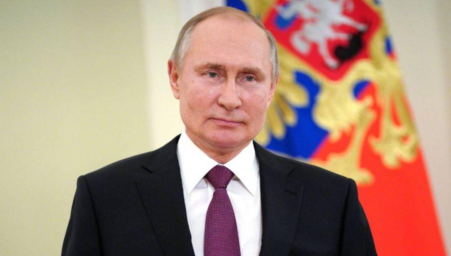 Putin obrał za cel Świadków Jehowy (fot. PAP/EPA/MIKHAIL KLIMENTYEV / SPUTNIK / KREMLIN POOL)